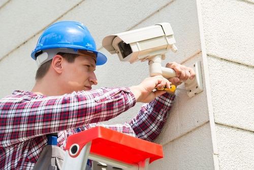 instalacion camaras de seguridad alarmas y configuracion ip
