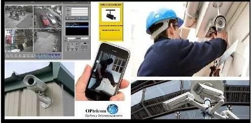 instalacion camaras de seguridad / cableado estructurado