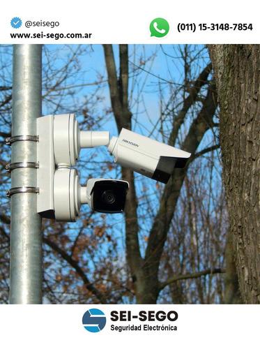 instalación cámaras de seguridad cctv alarmas control acceso