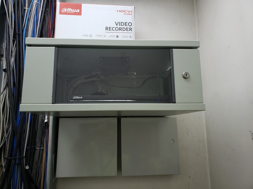 instalación camaras de seguridad ip acceso remoto wifi