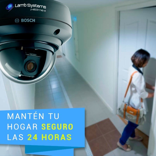 instalación camaras de seguridad y alarmas