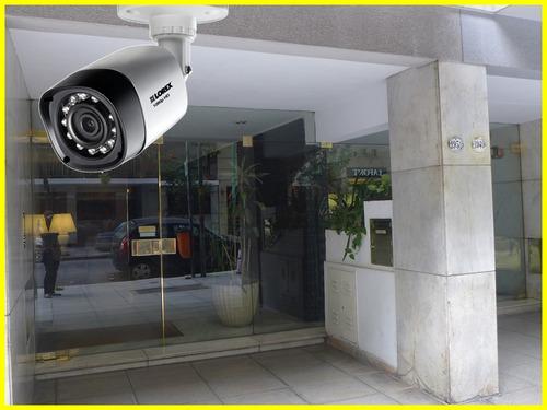 instalacion camaras de seguridad y alarmas servicio caba