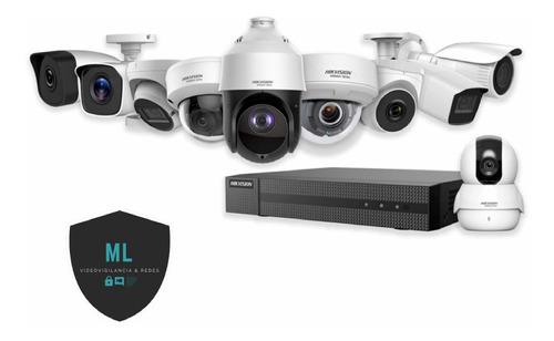 instalación cámaras de seguridad y redes de datos