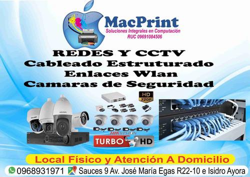 instalación cámaras seguridad, alarmas, cercos electrico