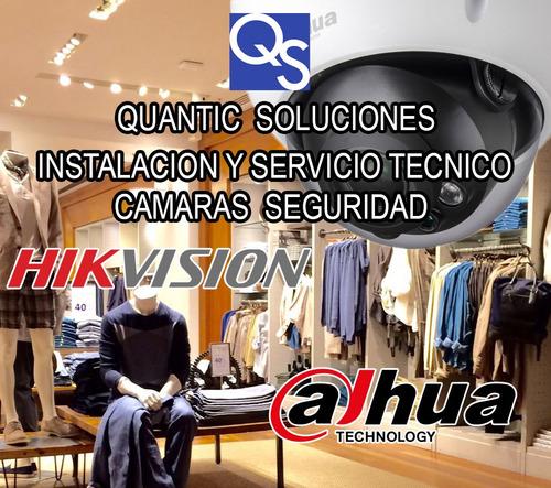 instalacion camaras seguridad y servicio tecnico cctv ip dvr