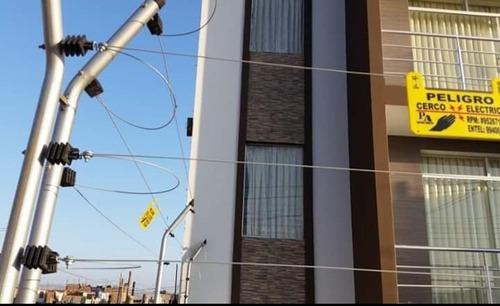 instalación cerco eléctrico