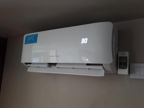 instalacion colocacion aire acond split matricula reparacion