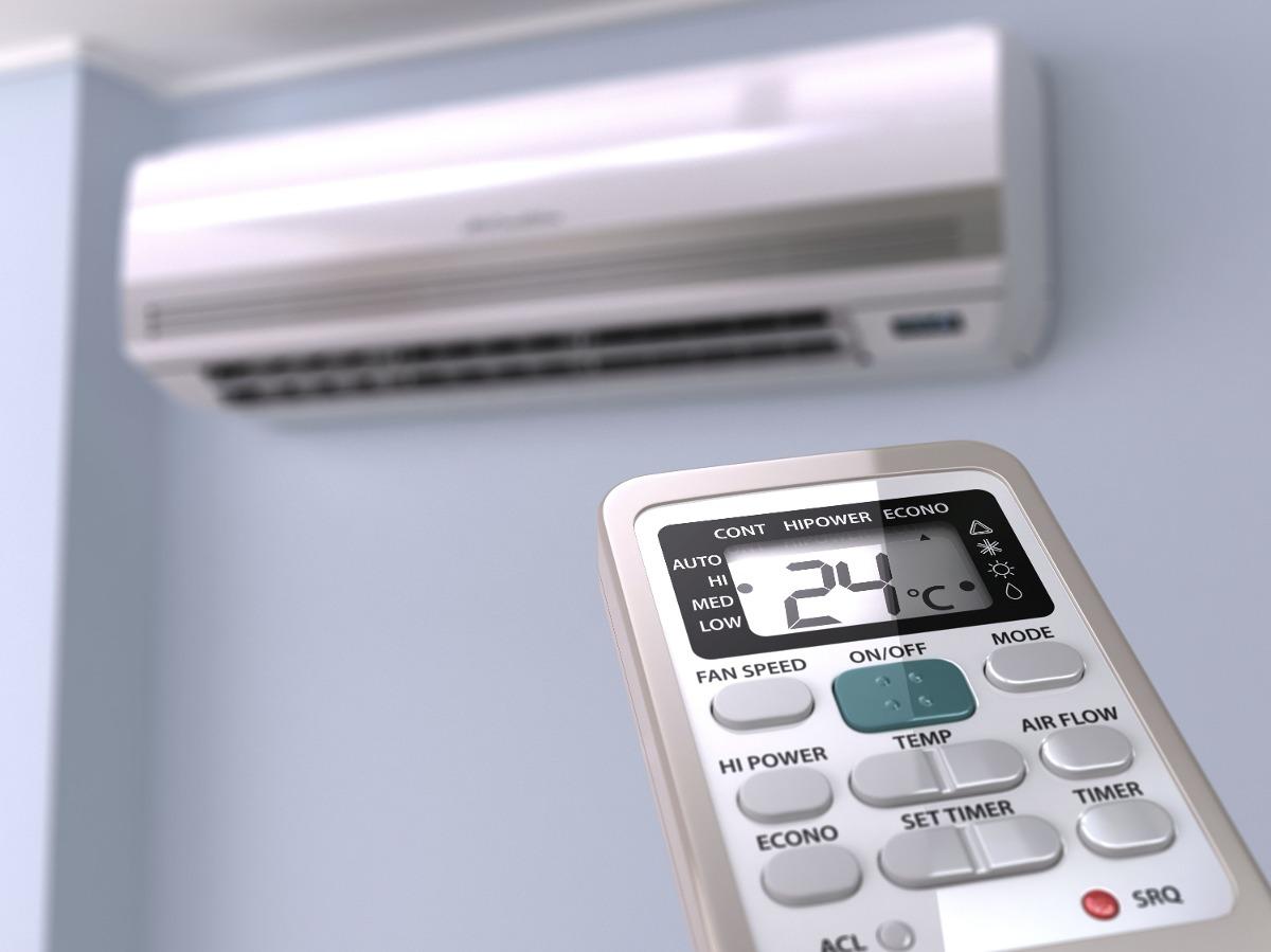 Instalaci n colocacion aire acondicionado split - Humidificador para aire acondicionado ...