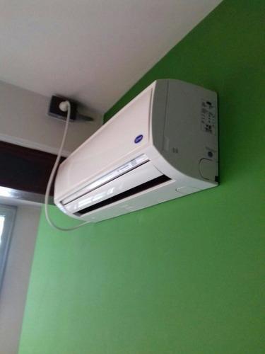 instalacion colocacion aire acondicionado split reparacion
