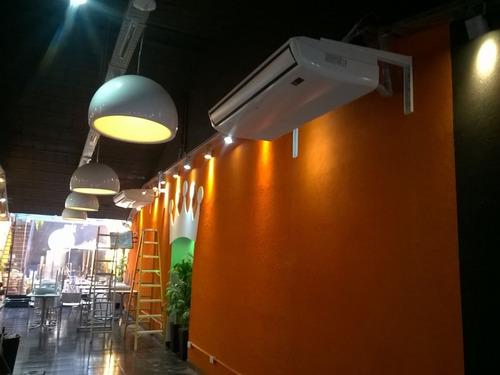 instalación colocación aire acondicionado split service
