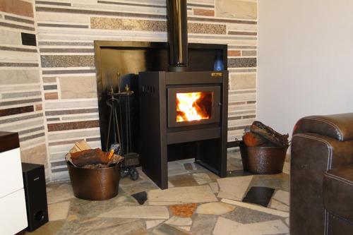 instalacion colocacion calefactores ñuke tromen lepen bosca
