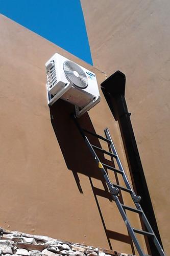 instalacion colocación de aires acondicionado split service