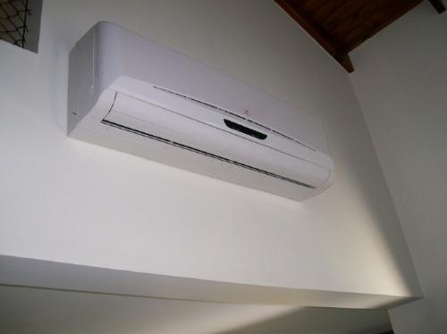instalación colocación de aires acondicionado split service