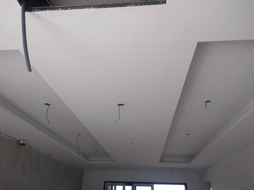 instalacion / colocacion de durlock. construcción en seco