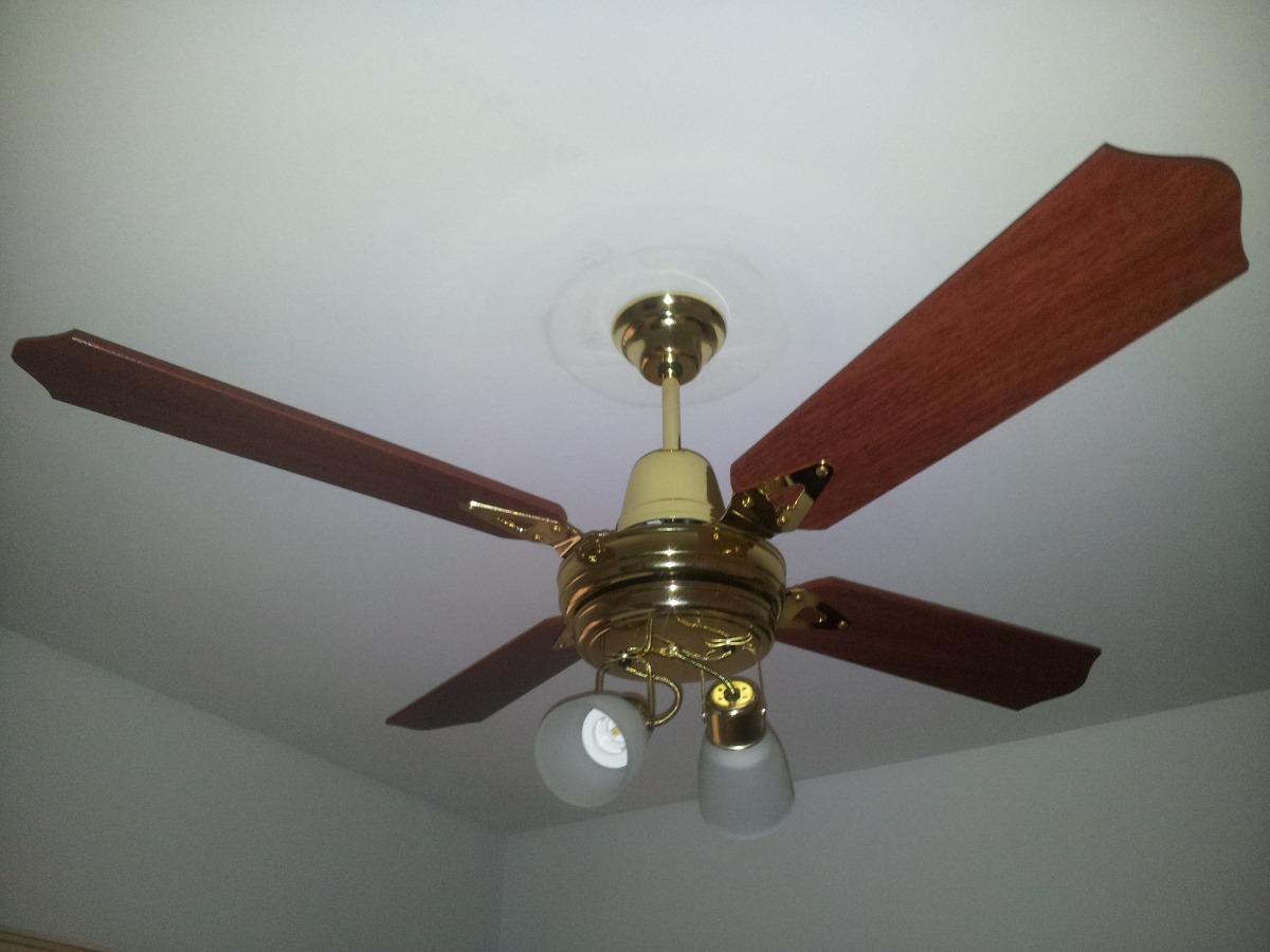 Instalacion colocacion de ventiladores de techo lu ce s 900 en mercado libre - Ventiladores techo carrefour ...