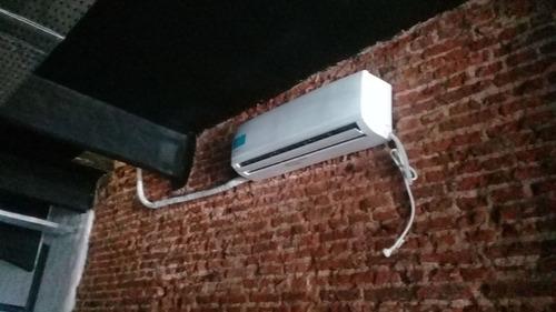 instalación colocacion service de aire acondicionado split
