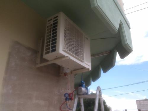 instalacion colocacion service de aires acondicionados