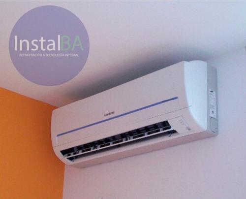 instalacion colocacion service reparacion gas aire split