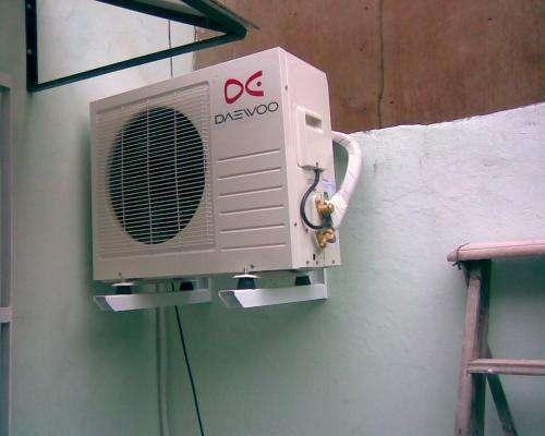 instalación colocación split aire acondicionado matriculado!