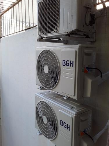 instalacion colocación split aire acondicionado matriculado