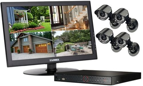 instalación configuración cámaras sistemas cctv smartel