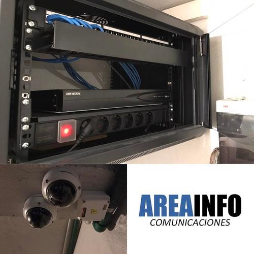 instalacion configuracion de camaras de seguridad cctv