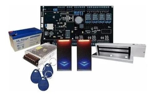 instalacion control cerradura electronica consorcio edificio