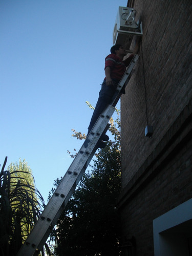 instalacion de aire acond- split matriculado-service-$1800
