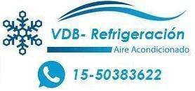 instalacion de aire acondicionado-electricidad-refrigeracion
