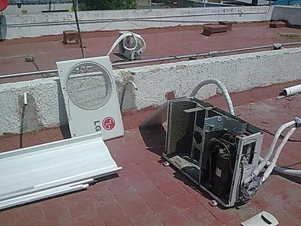 instalacion de aire acondicionado estractores rafo 954155927