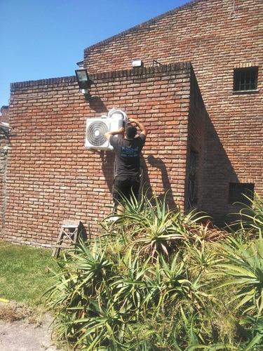 instalación de aire acondicionado,  reparacion,  traslado.