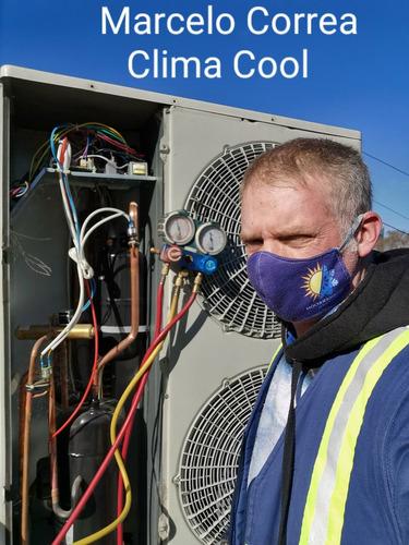 instalación de aire acondicionado, reparación,desinstalación