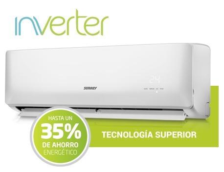 instalación de aire acondicionado split inverter matriculado