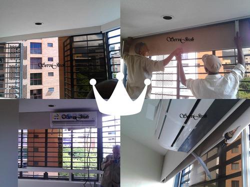 instalación de aire acondicionado split ventana servijireh