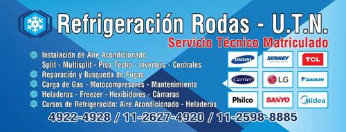 instalacion de aire acondicionado.servicio tecnico