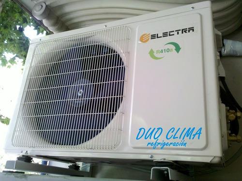 instalacion de aires acondicionado split