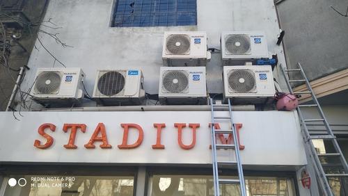 instalacion de aires acondicionados, reparación de aire