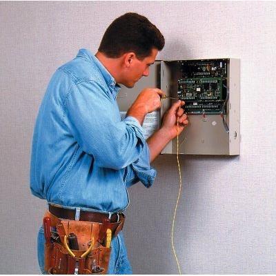 instalacion de alarma emergencias, camaras, control acceso