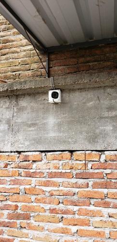 instalación de alarmas, cámaras de seguridad