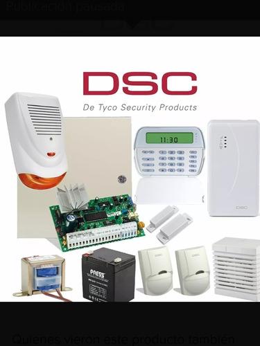 instalación de alarmas domiciliarias y cámaras de seguridad.