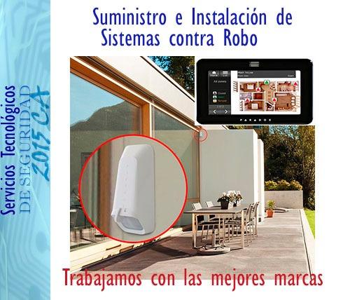 instalación de alarmas para casa e industria