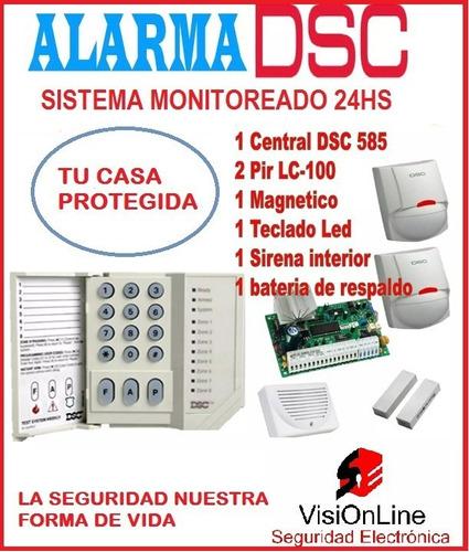 instalación de alarmas y cámaras de seguridad