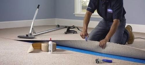 instalacion de alfombras desde s/.4 m2 ,riel de cortinas,etc