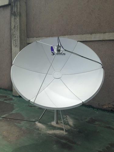 instalacion de antenas parabolicas centro hipicos