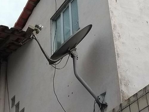 instalacion de antenas satelitales, parabolicas, tda fta