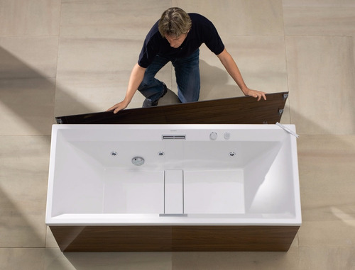 instalación de bañeras con y sin hidromasajes