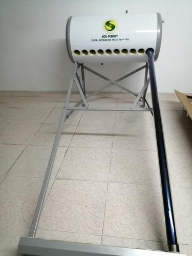 instalación de calentador solar