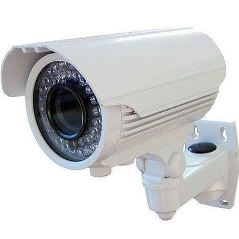 instalación de cámaras