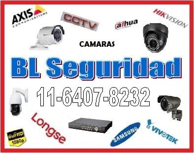instalación de cámaras, alarmas, control de accesos y cercos