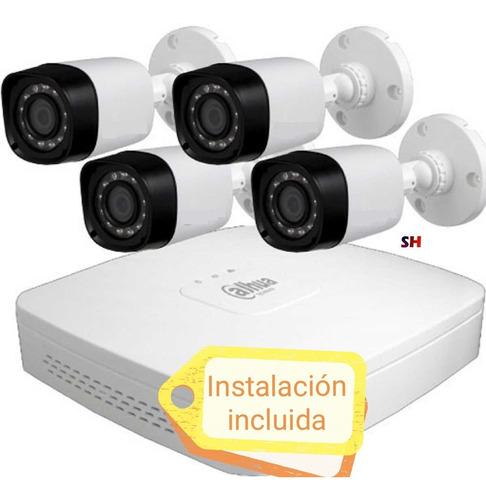 instalación de cámaras cctv, cercos eléctricos, panel solar